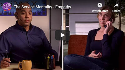 The Service Mentality: Empathy