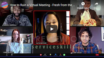 How to Ruin a Virtual Meeting