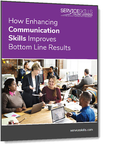 improve bottom line with enhanced communication skills front cover